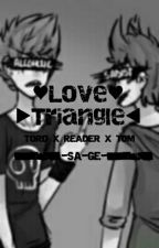[Eddsworld] Love Triangle [Tord X Reader X Tom] {#WATTYS 2017} by -_XO_OX_-