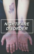 nightmare disorder ☹ wes tucker by lmjsounds