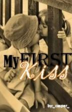 MY FIRST KISS by mercy_jhigz