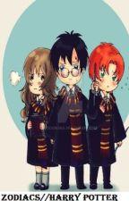 Zodiacs//Harry Potter by _not_v_