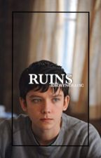 Ruins | Jacob Portman by -voidWeasleys