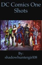 DC Comics One Shot//WATTY'S 2018// by CT-5445