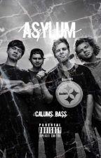 Asylum // 5sos au by calums_bass
