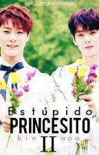 Estúpido princesito II ; binwoo by _bangtanshidae