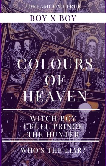 Colours Of Heaven (#BOYXBOY)
