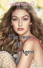 """The Twin """"H' Agent by saharazina2"""