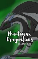 Phantomus Dragonificus (HP - DP Crossover) {COMPLETE} by sparklydog9