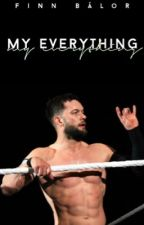 my everything ➞ finn bálor  by wwe____