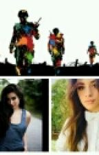 Paint Ball Of Love - Camren by biancatali
