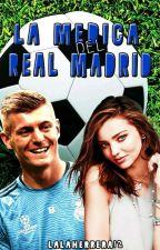 La Medica del Real Madrid  (Toni Kroos y Tu) by lalaherrera12