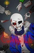 Caníbal!sans  - Caníbaltale - ( AU De Undertale) - [Mío] by Andrea18066