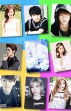 (EXO-BTS-SNSD-Redvelvet-Kpop) Đặc vụ ngân hà by JeonieHwangie_LIS