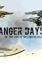 DANGER DAYS - The True Lives of the Fabulous Killjoys by DayNunes