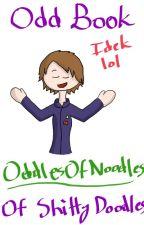 Artbook - OddlesOfNoodles (Riddle School stuff mostly lol) by OddlesOfNoodles
