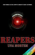 Reapers [BoyxBoy] by UnaMortem