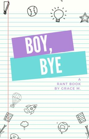 Boy, Bye by redsith