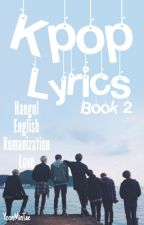 Kpop lyrics // book 2 by YoonMinTae