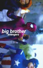 Big Brother Avengers by Spideysensualon