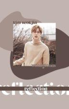 Reflection° Kim Seokjin by chentimental