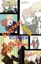 Razones para shippear NaeGami by JaneDoe_14