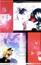 Amor entrecruzado con Ladybug y Chat noir by CreatiCati