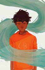 Egyptian thrown: Percy Jackson and the Fates book 4 by sagariolily