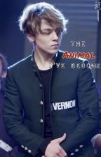 Animal I Have Become {Vernon x Reader} by oppasmemes