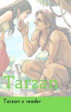 Wild love (Tarzan x Reader) by WhiteWolf2233