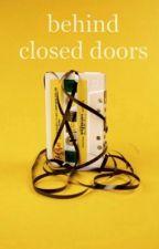 Behind Closed Doors // joshler by slowtowninthedark