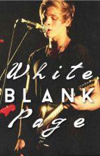 white blank page // luke hemmings by fivesecondsofwinter