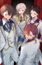 thế giới anime by rosenguyen1705