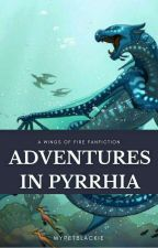 Adventures in Pyrrhia by Mypetblackie