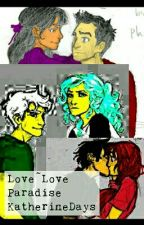 The Love~Love Paradise FanFic (An Aarmau, Travlyn, and Zane~chan ff) by KatherineDays