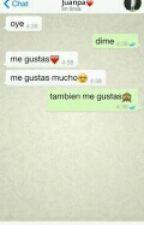 Whatsapp ||Juanpa Zurita y tu❤|| by Juanpaftbau