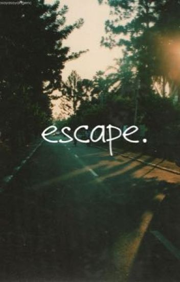 Escape. | Harry Lewis (wroetoshaw)
