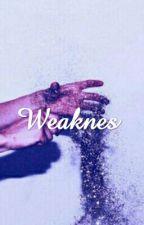 Weakness(Namjin) by MadYia