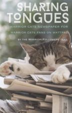Sharing Tongues //A Warrior Cat Newspaper\\ by WarriorzFollowers