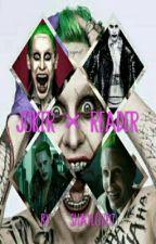 Joker × Reader  by shaylove17