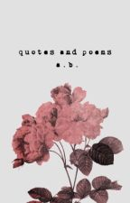 quotes and poems by aftonbinkley