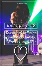 Instagram #2 ➳YellowMellow -Lesbian by HeyItsCroft