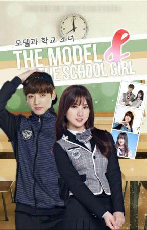 The Model & The School Girl (모델과 학교 소녀) [Eunkook] by mayamichiru