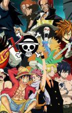 Fairy Piece: High school by sinbamaria