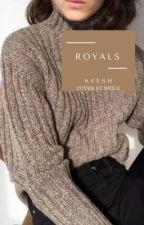 Royals. [j.jk + p.jm] by lacetaed