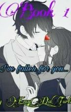 Gene x Reader: I've Fallen For You by Emy_Da_Turtle