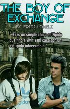 The Boy Of Exchange | [L.S.] by F_BlueHoranEyes