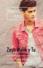 """""""Summer Love"""" Zayn Malik y Tu by Zaynsolotuya"""