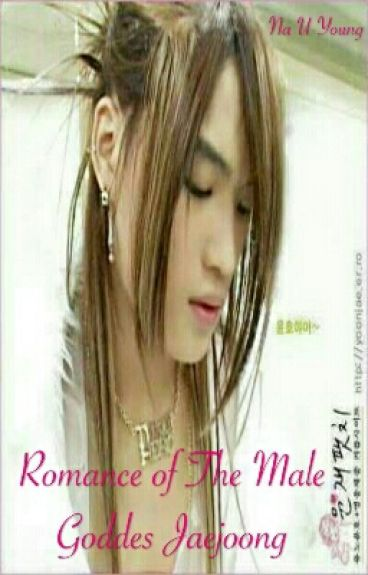 ROMANCE OF THE MALE GODDES JAEJOONG