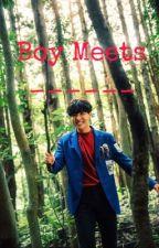 Boy Meets ___ #2 || Jung Hoseok by naechinguss