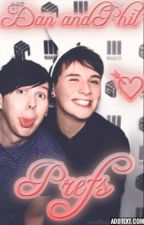 Dan and Phil Prefs by philhatescheeses