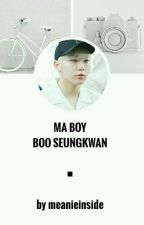 ☆ Ma Boy [Boo Seungkwan] ☆ by meanieinside